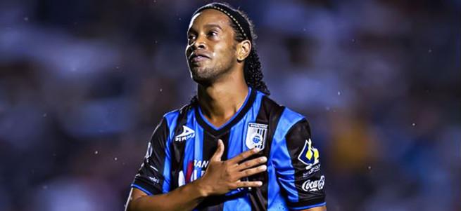 Ronaldinho resmen açıkladı!