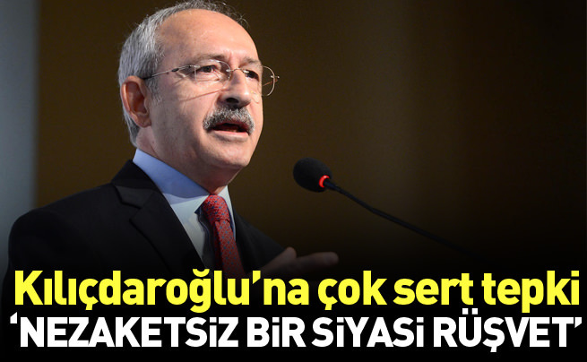 MHP'li isimden Kılıçdaroğlu'na siyasi rüşvet tepkisi