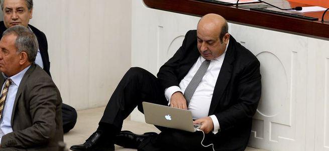 Hasip Kaplan'ın koalisyon hesabı dillere düştü