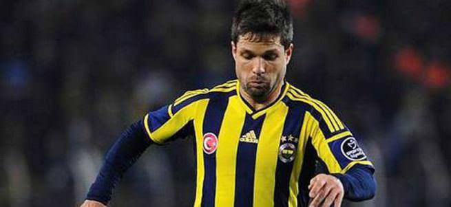 Diego Ribas, Fenerbahçe'den ayrılıyor