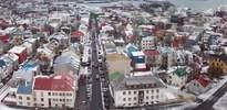 İzlanda iftar saatlerinde ikiye bölündü!
