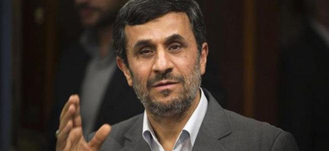 Ahmedinejad: ABD, Hz. Mehdi'yi yakalamaya çalışıyor
