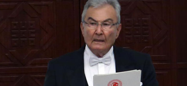 CHP'nin Meclis Başkanı adayı Deniz Baykal oldu