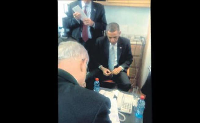 Netenyahu'nun Türkiye'Den özür dileme görüntüsü ortaya çıktı