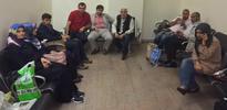 İsrail'den Türk gazetecilere 6 saatlik sorgu işkencesi