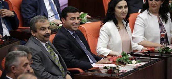 HDP'den skandal Kobani çağrısı