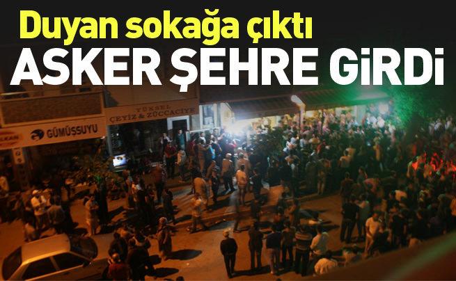 Edirne'de linç girişimi