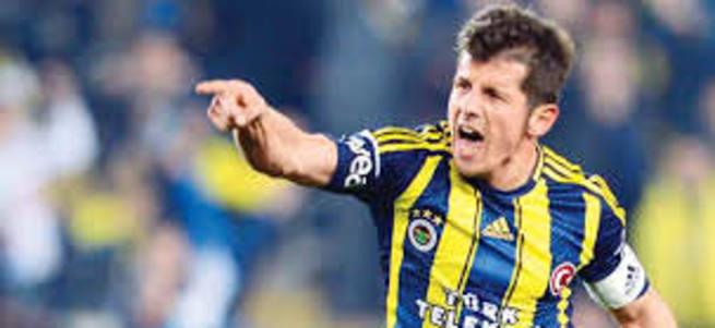 Fenerbahçe'den şok Emre kararı