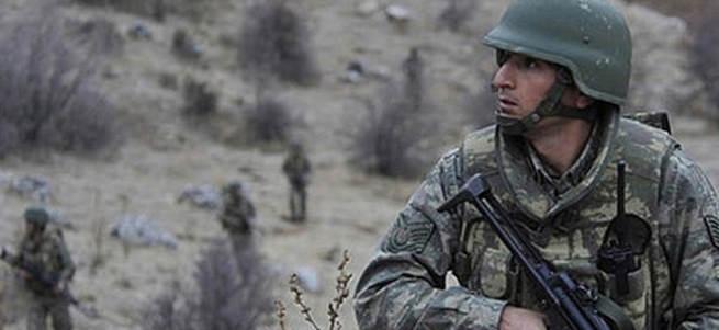 PKK askeri birliğe saldırı