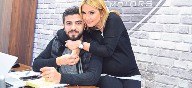 Ece Erken ile Serkan Uçar'dan boşanma açıklaması