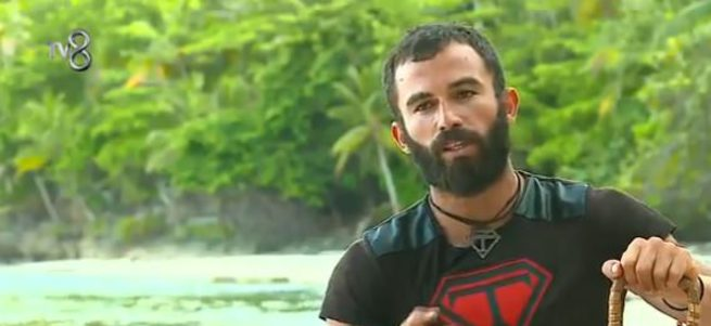 Turabi Survivor All Star'da ilk finalist oldu