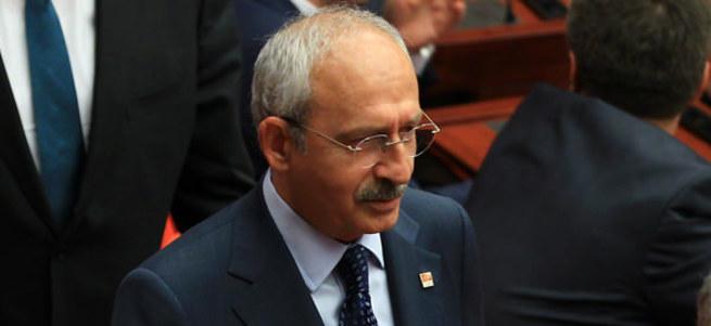 Kılıçdaroğlu: Çatı mı kaldı?