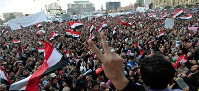 Mısır'da Sisi'ye karşı direniş çağrısı