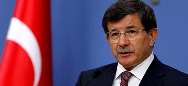 Başbakan Davutoğlu'ndan flaş Suriye açıklaması: Davutoğlu: Türkiye-Halep bağlantısını kestirmeyiz