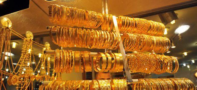 Altın fiyatları son 3 buçuk ayın altında