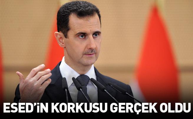 12 muhalif grup Esad'a karşı birleşti