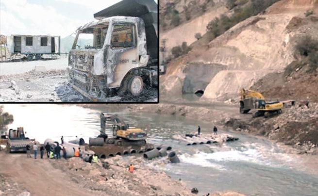 PKK, Doğu'nun çılgın projesine savaş açtı