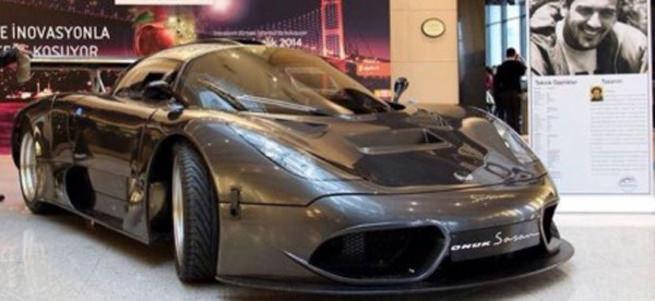 İşte Türk spor otomobili