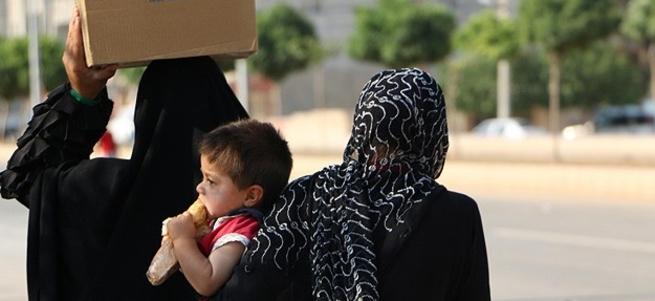 PYD Türkmenleri IŞİD'in kontrolündeki bölgelere göçe zorlayarak yem ediyor