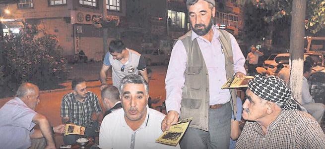 HDP zekât diye haraç topluyor