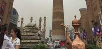 Doğu Türkistan'da halk tedirgin