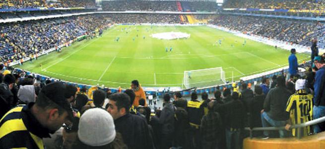 Fener, stadın kapısını Ülker'e 60 milyon Euro'ya açtı