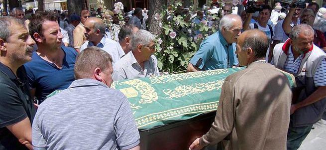 Erzincan'da defnedilen cenaze Yeşil kod adlı Mahmut Yıldırım mı?