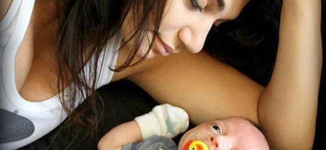 Genç kadın, bebeğinin babasını internet ilanıyla buldu