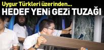 Hedefleri Cumhurbaşkanı Erdoğan'ın Çin ziyaretini provoke etmek