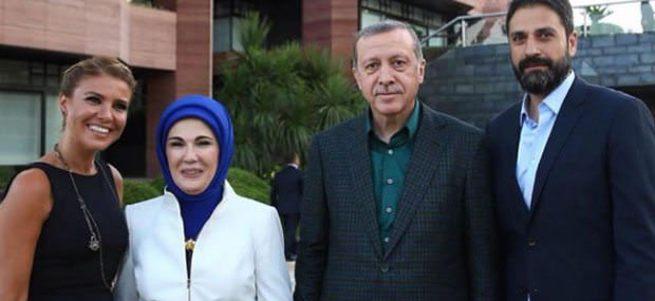 Cumhurbaşkanı Erdoğan'nın iftar yemeğine katılan sanatçılara linç girişimi!