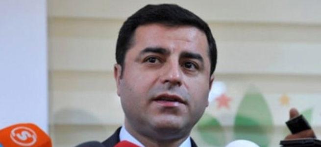 Demirtaş'tan 'ateşkes' açıklaması