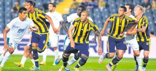 Fenerbahçe'ye nazar boncuğu