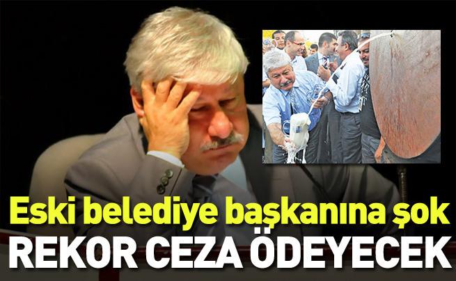 Sayıştay'dan Mustafa Akaydın'a 10 milyon TL ceza