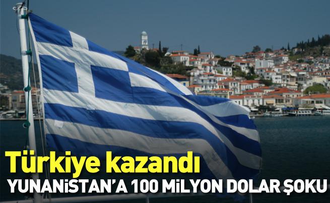 Türkiye'den Yunanistan'a 100 milyon dolarlık dava şoku