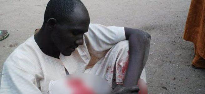 Nijerya'da pazar yerinde patlama: 49 ölü