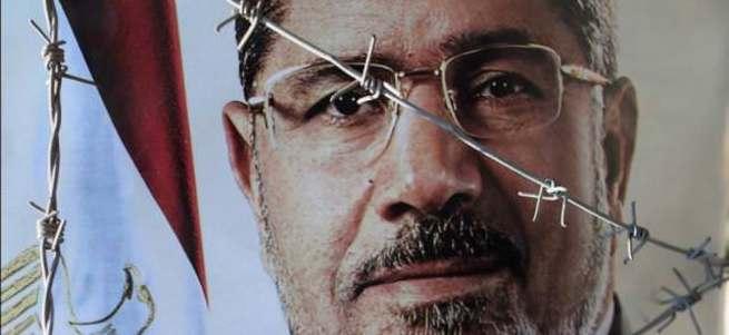 Mursi'den bayram dolayısıyla mesaj