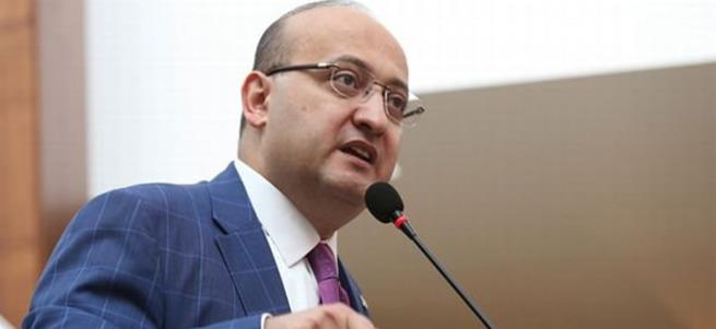 Yalçın Akdoğan: Kimse Türkiye'yi dize getiremez