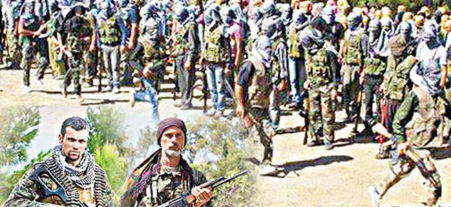 'PKK'nın içinde 4 bin Amerikalı var'