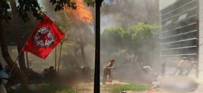 Suruç'ta alçak saldırı