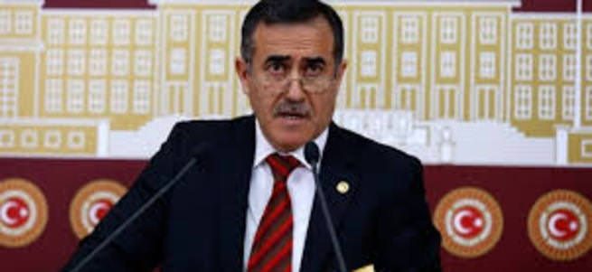 CHP İstanbul Milletvekili İhsan Özkes'in istifa nedeni belli oldu