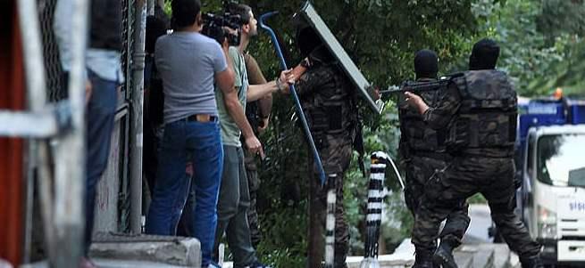İstanbul'da 4 örgüte operasyon