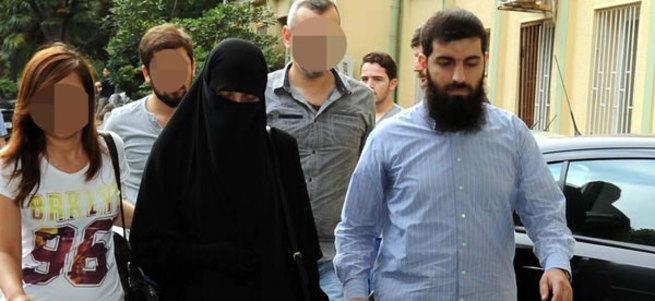 Türkiye'yi tehdit eden o isim gözaltına alındı!