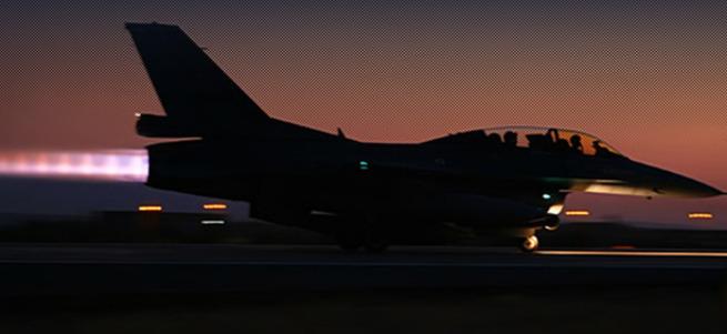 Diyarbakır'da F-16'lara ateş açıldı