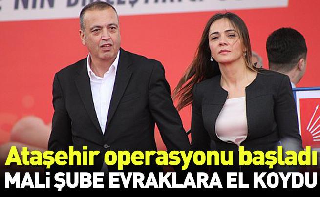 Ataşehir Belediyesi'ne yönelik soruşturma başladı