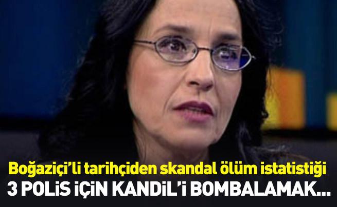 Ayşe Hür: 3 polis için Kandil'i bombalamak adil değil