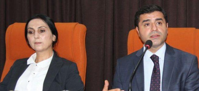 HDP'den operasyon sonrası ilk resmi açıklama: Vurmayın konuşalım