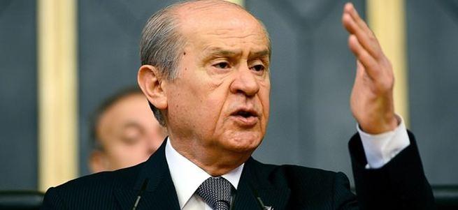 Bahçeli HDP için Yargıtay'ı göreve çağırdı!