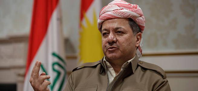 Mesut Barzani: Türkiye iyi niyetli, PKK gurura kapıldı