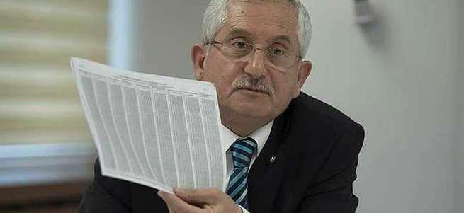 YSK'dan kritik 'erken seçim' açıklaması