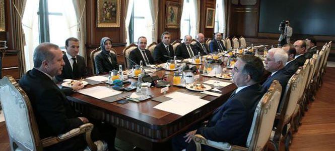 HDP Cumhurbaşkanlığı Sarayı'na gitmedi
